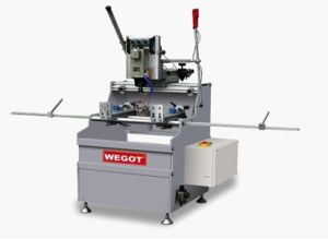 Single-Head Copy-Routing Milling Machine for Aluminum Window pictures & photos
