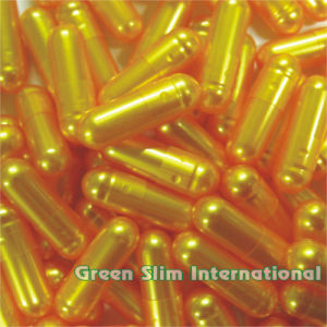 OEM Herbal Gold Lose Weight Pills Slimming Capsules pictures & photos