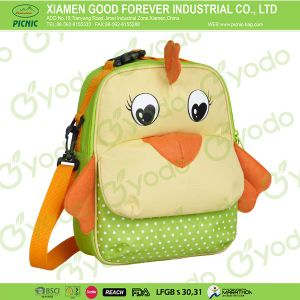 Kids Cartoon School Bag with Detachable Strap (CA130905)