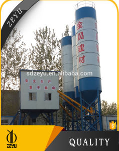 Professional Manufacturer and Exporter of Concrete Equipment Hzs50