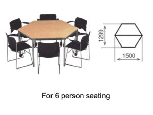 Combined Table for 6 Person