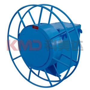 Cable Reel Drum of Variable Frequency Motor Type for Coiling Cable