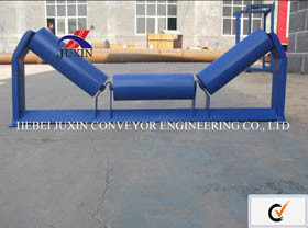 Conveyor Rollers/Roller with Frame/Trough Idler Wirh Frame pictures & photos