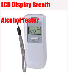 LCD Display Breath Alcohol Tester (LTM-6396)