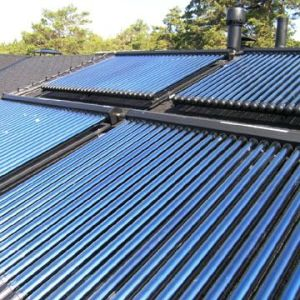 Aluminium Heat Pipe Solar Collector Sb-18 pictures & photos
