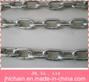 DIN763 Standard 6mm Steel Link Chain/Conveyor Chain