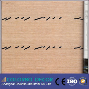 Wall Decorative Wooden Timber Acoustic Panel pictures & photos