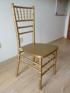 Wooden Chiavari Chair for Event Rental Company Used Fyc15001
