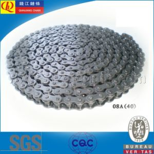 Short Pitch Precison Roller Chain for Blue Color 08A/40 pictures & photos