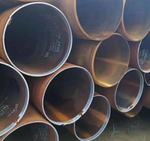 S235jrh S235j2h Steel Tube, Seamless Steel Pipe, Black Steel Tube pictures & photos