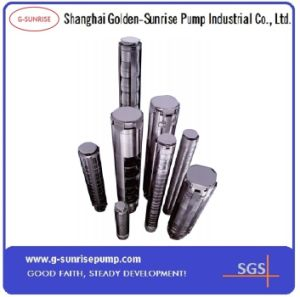 Qj Series Stainless Steel Submersible Deep Well Water Pump