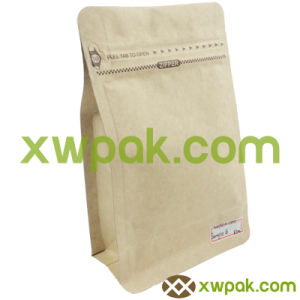High Quality Printed Coffee Bag with Valve