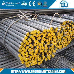 Building Materials Deformed Reinforcing Bars / Rebar / Debar pictures & photos