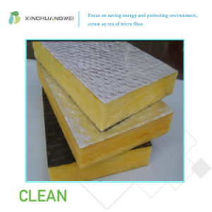 Interior Fireproof Rock Wool Wall Insulation Mineral Thermal Insulation Board pictures & photos
