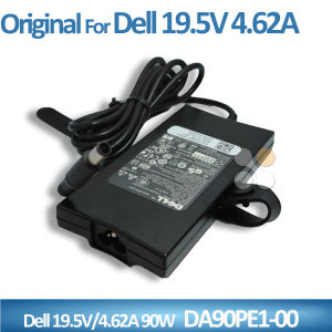 Original AC Adapter 90W 19.5V 4.62A for DELL Laptop Charger