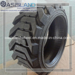 Skid Steer Tyre (385/65-22.5, 445/55D19.5, 445/65-22.5) for Platform Lift pictures & photos