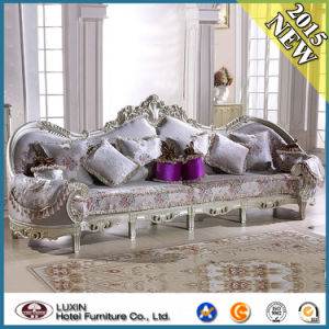 Four Seats Sectional Sofa for Hotel Furniture Set