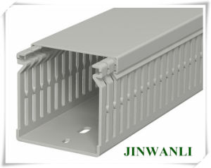 Open Slot UL PVC Wire Duct, Wire Duct, Wire Trunking pictures & photos
