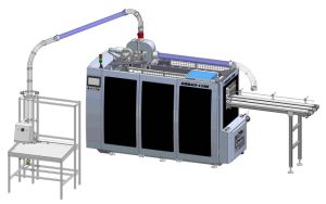High Speed Intelligent Paper Cup Forming Machine (dB-118s)