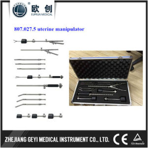Cup Type Uterine Manipulator for Hysterectomy Surgery pictures & photos