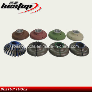 F Shape CNC Profile Wheel Diamond Grinding Wheel for Stone pictures & photos