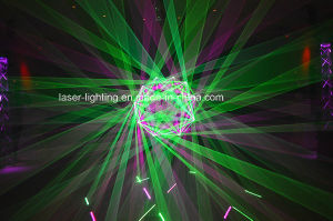 Buy Full Color RGB Laser Light Show with 100kHz pictures & photos