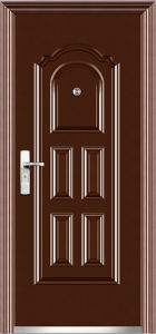 Front Entry Door (WX-S-110)