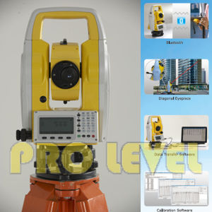 Range 350m Reflectorless Bluetooth Total Station (ZTS-320R) pictures & photos