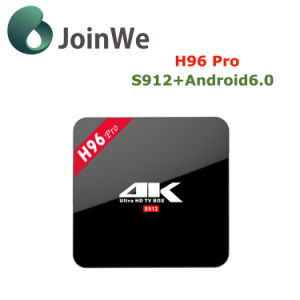 H96 PRO Octa Core Android 6.0 Amlogic S912 Smart TV Box