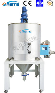 Plastic Crystallization Machine Pet Drying Hopper Dryer Crystallizer