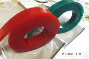 Red 50*9*4000mm Squeegee Blade for Silk Screen Printing Mesh pictures & photos