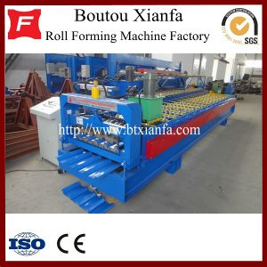 Metal Roof Panel Roll Forming Machine (XF36)