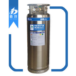 Oxygen Tank For Sale >> Hot Sale Dewar Cylinder For Liquid Oxygen Argon Nitrogen