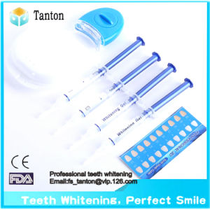 Teeth Whitening System Dental Gel Kit