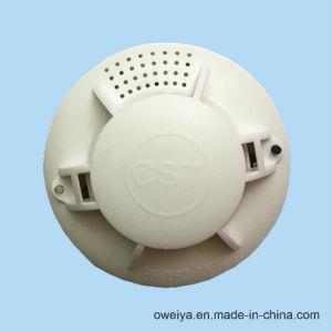 China Security Photoelectric Sensor Fire Alarm Smoke Detector Home