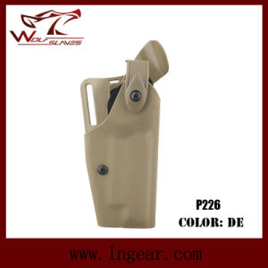 Military Equipment Safriland 6320 Tactical Gun Holster for P226 pictures & photos