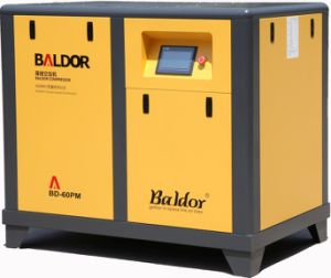 Rotary Oil Lubricated Screw Air Compressor (BD-60PM) pictures & photos