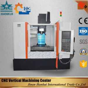 Vmc850 CNC Vertical Machining Center with Fanuc System pictures & photos