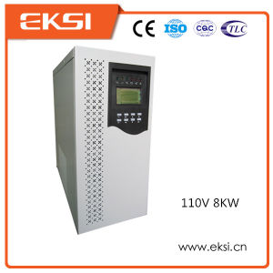 8kVA Solar Inverter with Internal MPPT Charge Controller