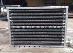 High Temperature Steam Stainless Steel Finned Tube Heat Exchanger pictures & photos