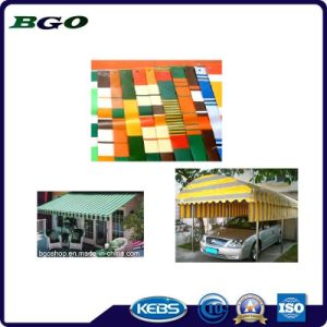 Laminated PVC Tarpaulin Awning (SGS Certification, OEM) pictures & photos