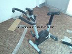 Upright Bike Magnetic Bike Electric Exercise Bicycles Aerobic Exercise Bike Gym Equipment, Spin Bike, Magnetic Bike (uslk-05-2500) pictures & photos