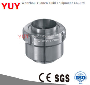 Sanitary Stainless Steel Check Valve Union Type pictures & photos