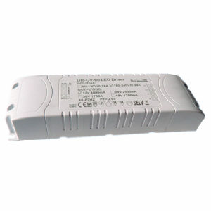 Type 60W Single Output Dimming LED Driver with Constant Current pictures & photos