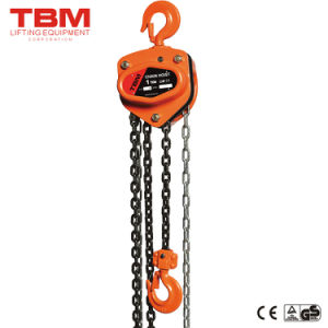 Manual Hoist, Chain Hoist 1t X 3m, High Quality 1000kg Chain Hoist pictures & photos