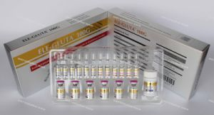Ele 100g Glutathione Injectable for Skin Whitening pictures & photos