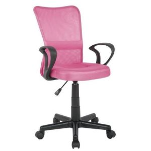 China Modern Pink Home Office Furniture Computer Mid Back Mesh Chair Ls 30 China Manager Chair Executive Chair