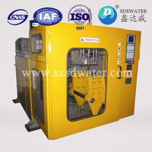 High Speed HDPE Material Plastic Extruder Machine pictures & photos