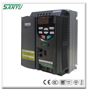 Sanyu New Sy7000 Series Three Phases Vector Control Frequency Inverter pictures & photos