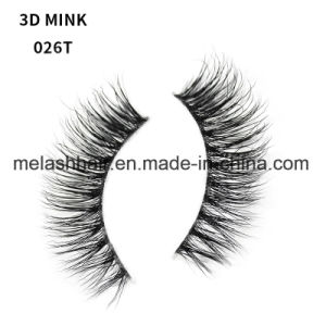 e22b8c101b8 Me&Lash Transparent Stem 3D Mink Strips Eyelash Factory Price False  Eyelashes Custom Packaging Private Label Wholesale